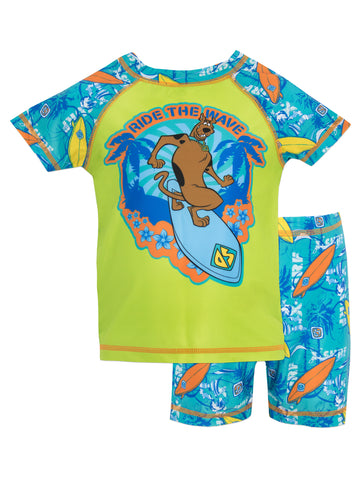 Scooby Doo Two Piece Swim Set
