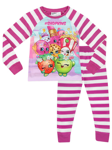 Shopkins Pyjamas - Apple Blossom