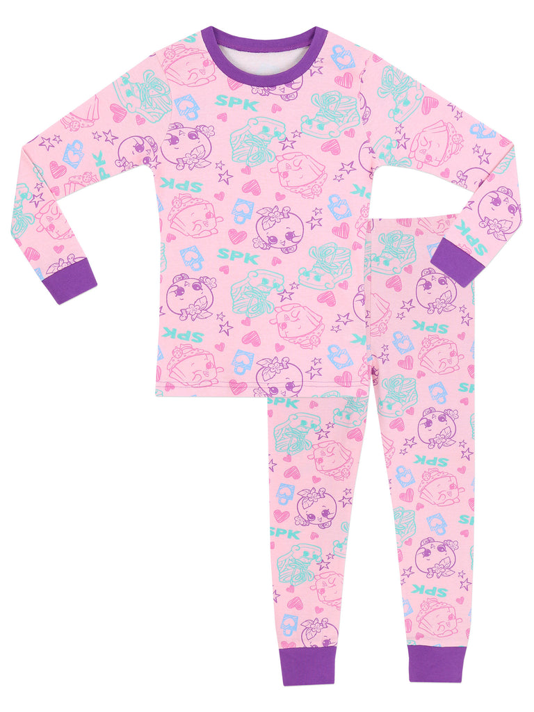 Shopkins Snuggle Fit Pyjamas