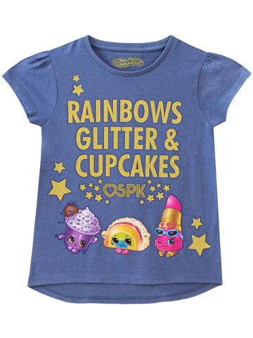Girls Shopkins T-Shirt