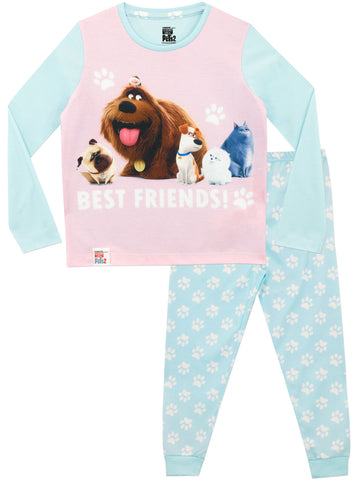 Secret Life Of Pets PJs