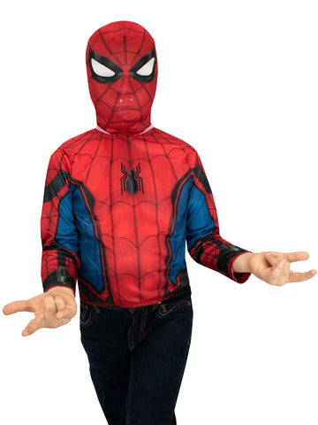 Spider-Man Fancy Dress with Backpack