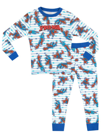 Spiderman Snuggle Fit Pyjamas