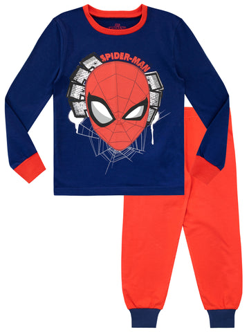 Spider-Man Snuggle Fit Pyjama Set
