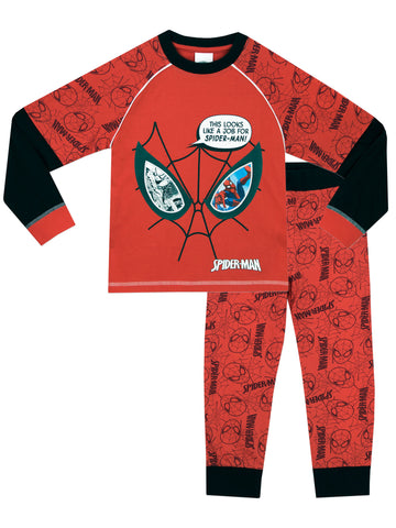 Spider-Man Pyjamas - Glow in the Dark