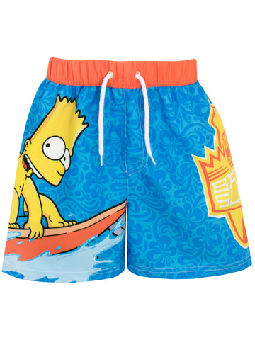 The Simpsons Swim Shorts