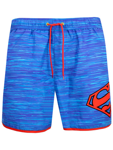 Mens Super Man Swim Shorts