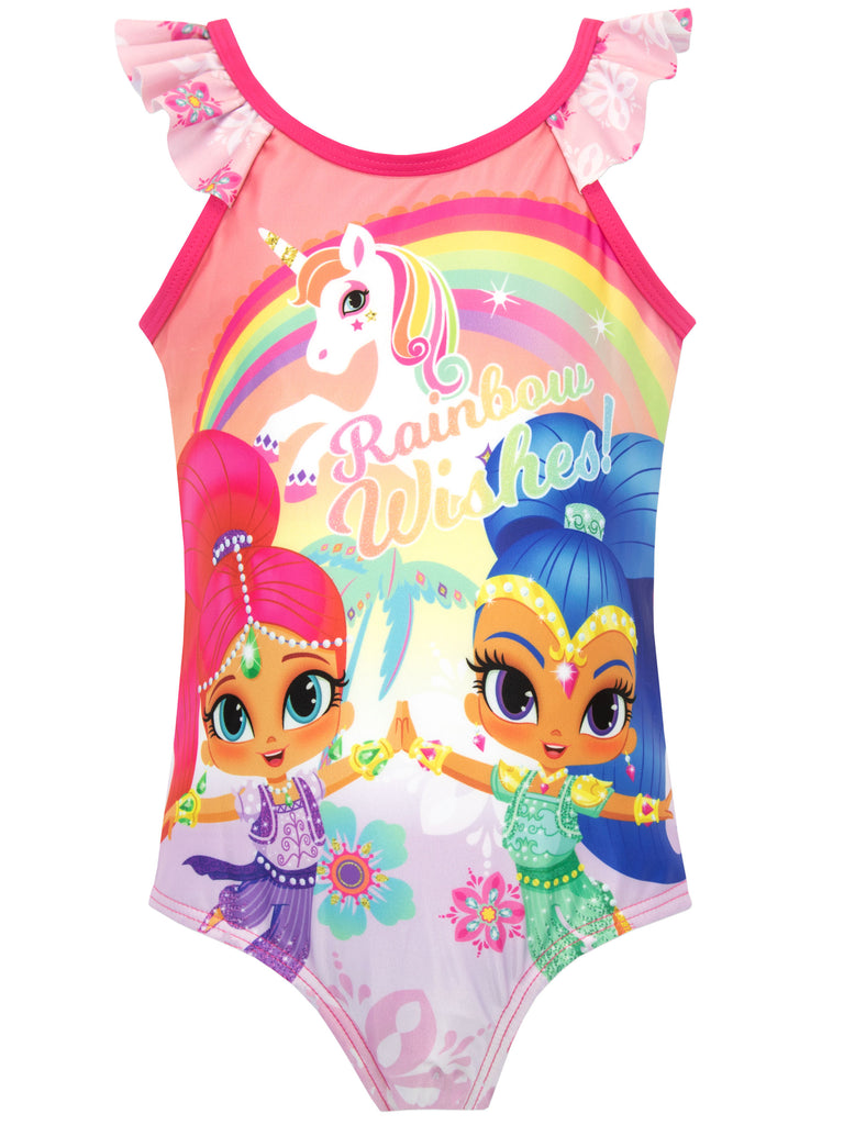 5a3f1908dd Buy Girls Shimmer & Shine Swimsuit | Kids | Character.com Official ...
