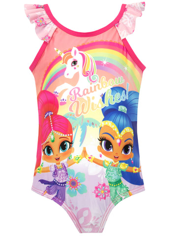 Shimmer & Shine Swimming Costume