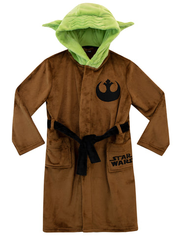 Star Wars Dressing Gown - Yoda