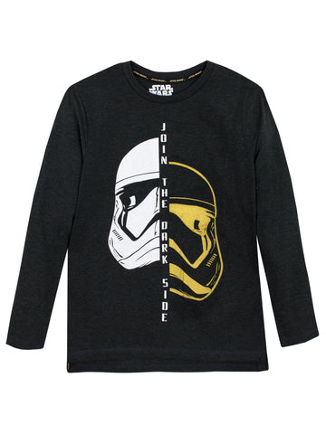 Star Wars Long Sleeved Top - Stormtrooper