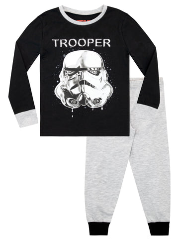 Star Wars Pyjamas Snuggle Fit - Stormtrooper