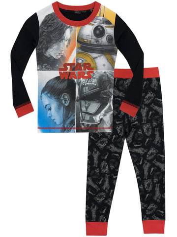 Star Wars Pyjamas - Snuggle Fit