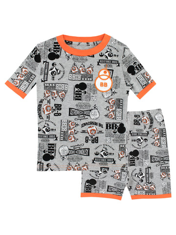 Star Wars Short Pyjamas - Snuggle Fit