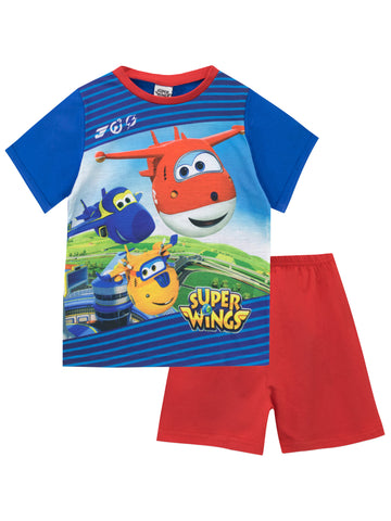 Super Wings Short Pyjamas
