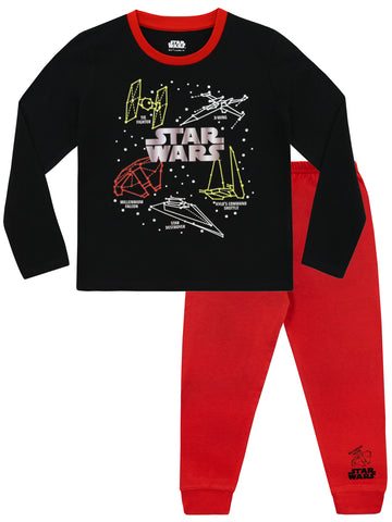 Boys Star Wars Pyjamas