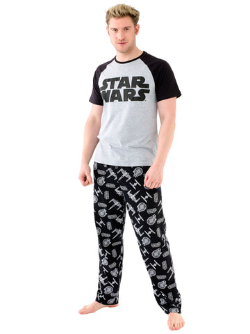 Mens Star Wars Pyjama Set