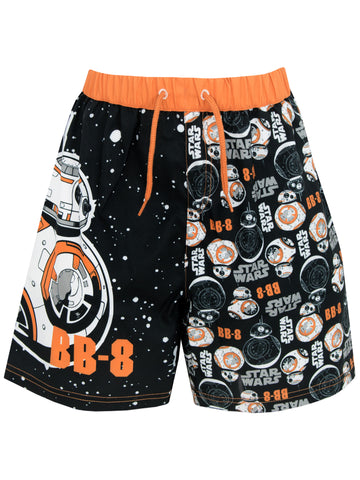Star Wars Swim Shorts - BB8