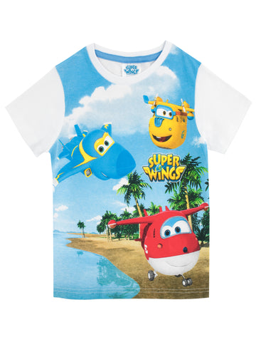 Super Wings Tee