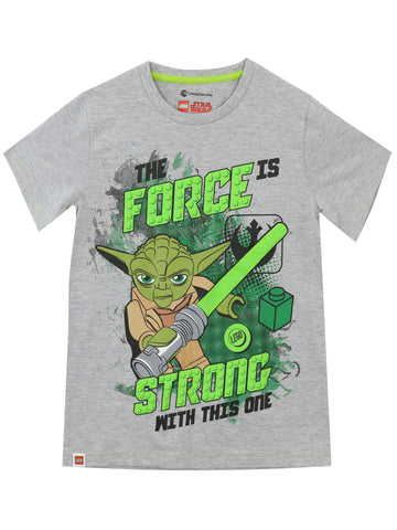 Lego Star Wars T-Shirt - Yoda