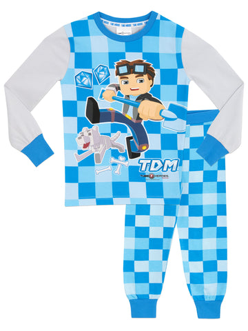 Tube Heroes Snuggle Fit Pyjamas - Dan TDM