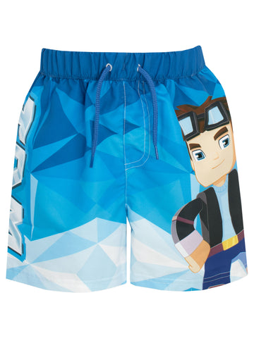 Tube Heroes Swim Shorts - Dan TDM