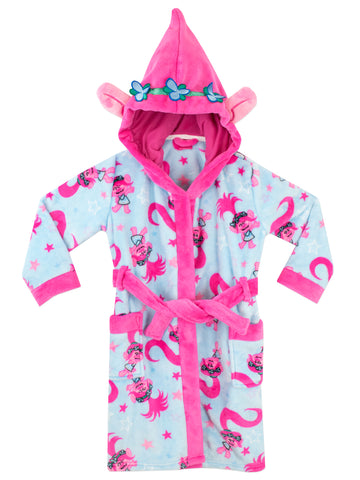Trolls Dressing Gown