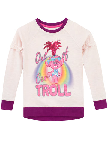 Trolls Long Sleeve Top