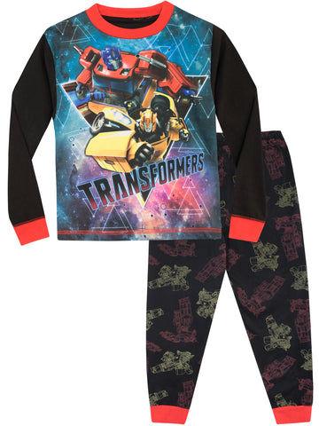 Transformers Pyjamas - Optimus Prime and Bumblebee