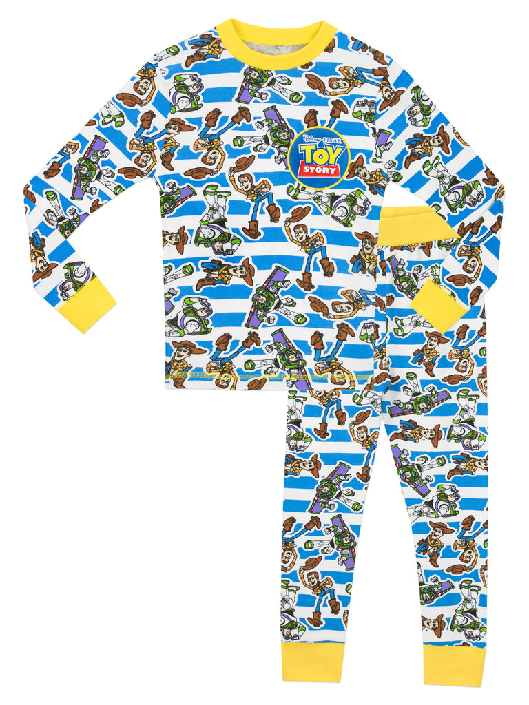 Toy Story Snuggle Fit Pyjamas - Woody and Buzz