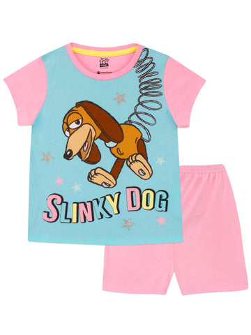 Toy Story Short Pyjamas - Slinky