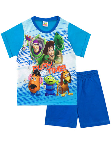 Disney Toy Story Pyjamas - Buzz, Woody, and Rex
