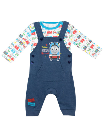 Thomas the Tank Engine Dungaree Set