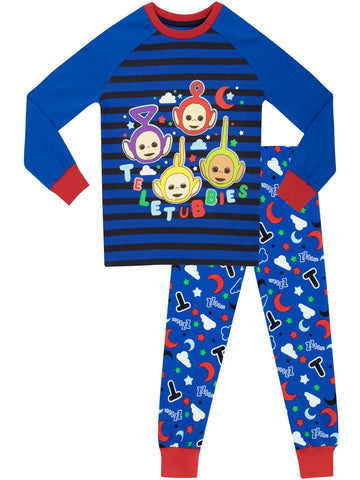 Teletubbies Snuggle Fit Pyjama Set