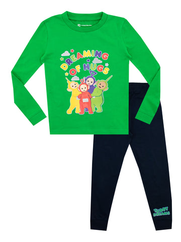 Teletubbies Pyjama Set - Snuggle Fit
