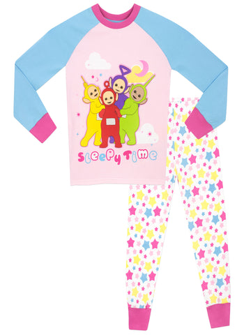 Teletubbies Snuggle Fit Pyjamas
