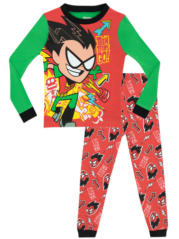 Teen Titans Go! Snuggle Fit Pyjamas