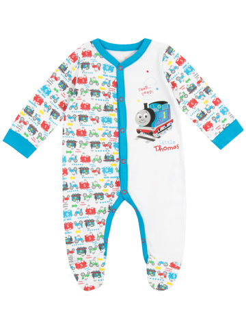 Thomas the Tank Baby Sleepsuit