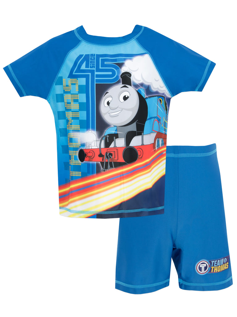 Thomas the Tank Two Piece Swim Set