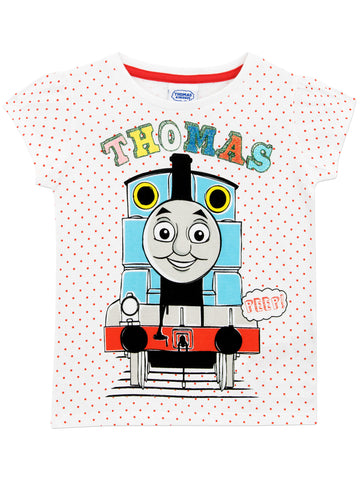 Girls Thomas the Tank Engine T-Shirt