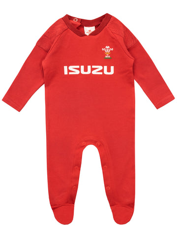 Welsh Rugby Union Sleepsuit