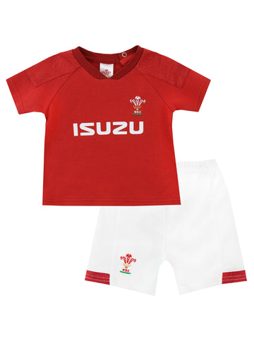 Welsh Rugby Union Kit