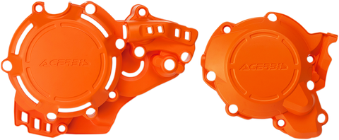 ACERBIS X-Power Stator Clutch Cover 16 OE Orange