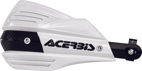 Acerbis X Factory Hand Guards White