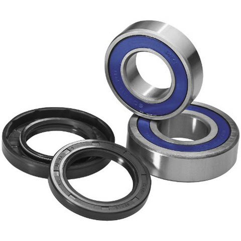 All Balls Rear Wheel Bearings and Seals Kit for