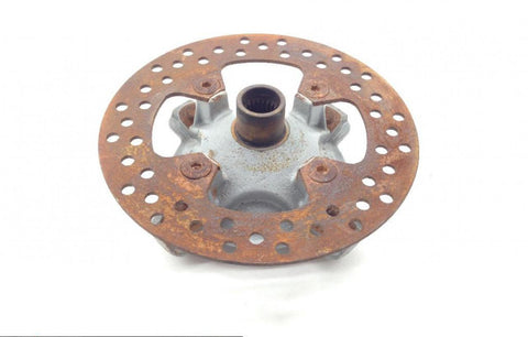 360 Prairie Front Wheel Hub with Rotor A from 2007 Kawasaki KVF360