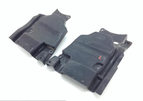 Left Right Inner Cowling Covers From 1987 Kawasaki Voyager ZG1200 XII