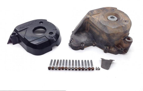 Outlander 500 Engine Stator Generator Cover from 2014 Can Cam