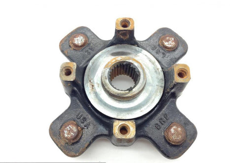 Front Wheel Hub A from 2011 Can Am Renegade 500 #15