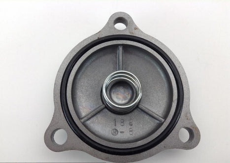 Engine Oil Filter Cover From 2007 Suzuki LTZ400 Z400 1229A